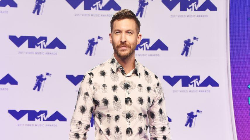 Calvin Harris bei den MTV VMAs 2017