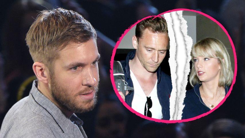 """Calvin Harris: Hiddleswift-Trennung war """"keine Überraschung"""""""