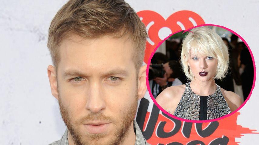 Ex-Stalking? Calvin Harris folgt Taylor wieder bei Instagram