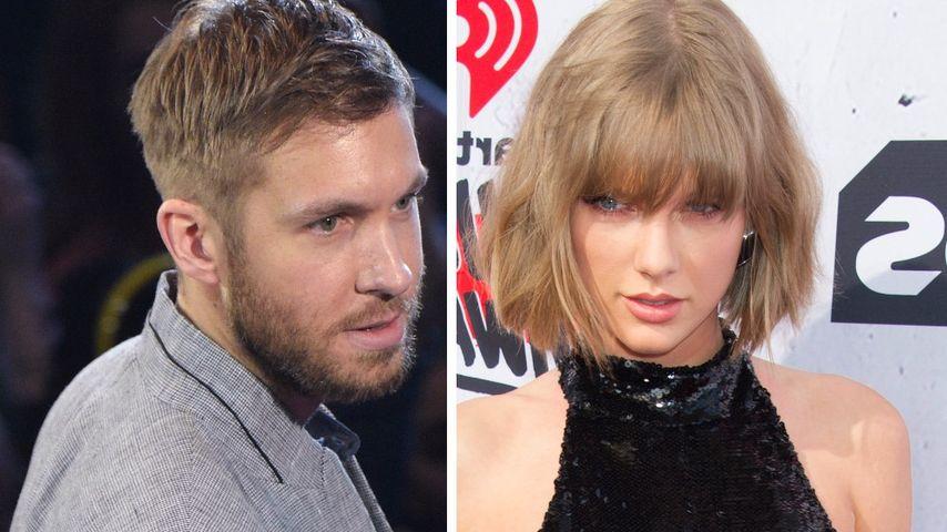 Hör genau hin, Taylor! Calvin bringt Fremdgeh-Song raus