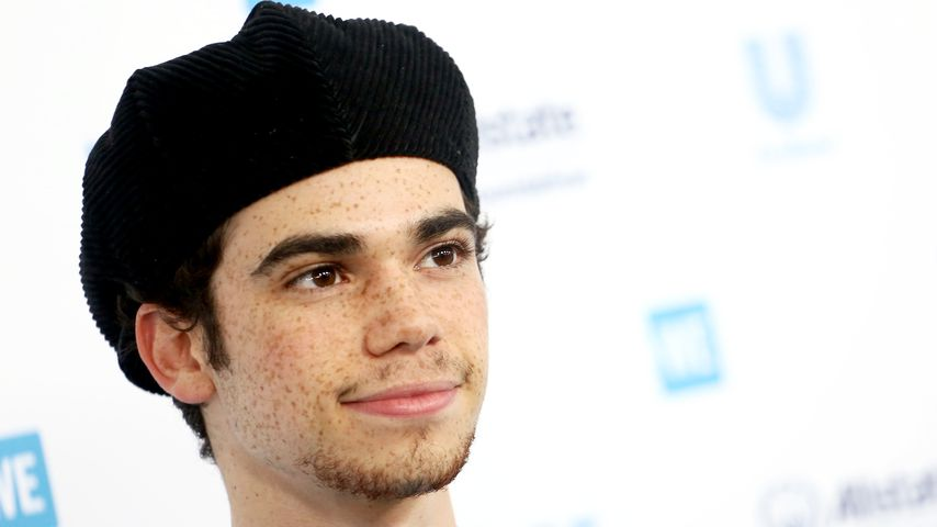 Cameron Boyce im April 2019 in Kalifornien