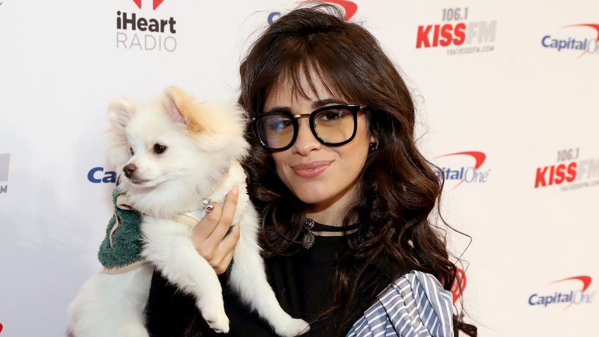 Camila Cabello beim 106.1 KISS FM's Jingle Ball 2019
