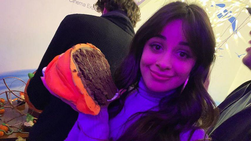 Camila Cabello auf ihrer Geburtstagsparty im März 2020