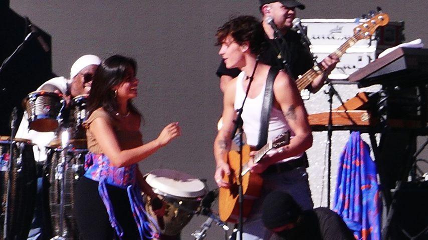 Camila Cabello und Shawn Mendes im September 2021