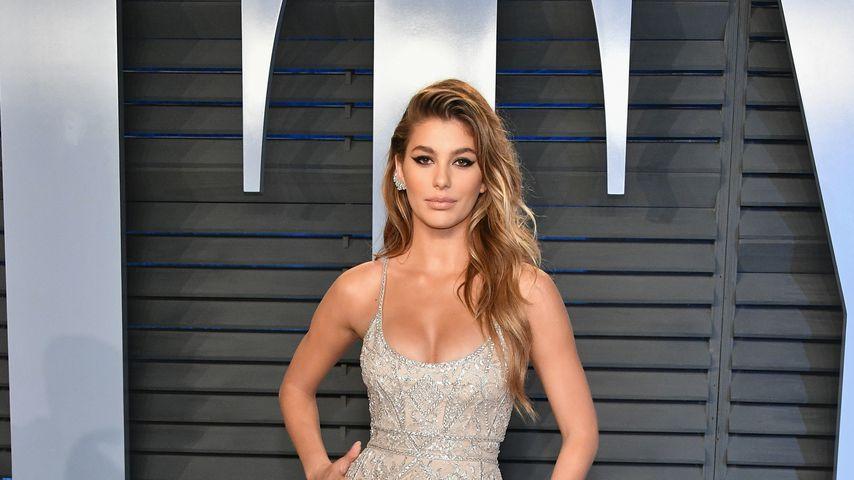 Camila Morrone auf der Vanity Fair Oscar Party 2018