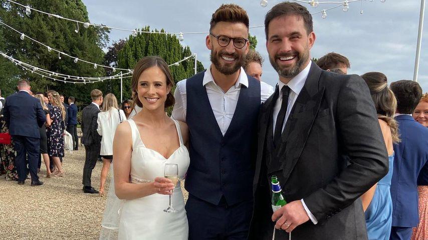 """UK-""""Love Island""""-Paar Jamie und Camilla haben geheiratet!"""