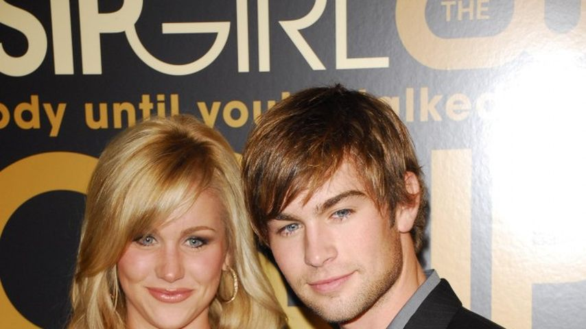 Chace Crawford und Candice Crawford