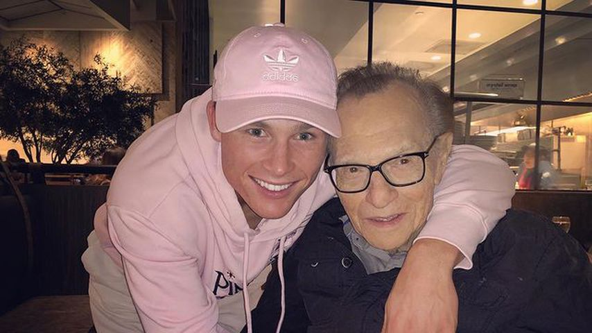 Cannon und Larry King
