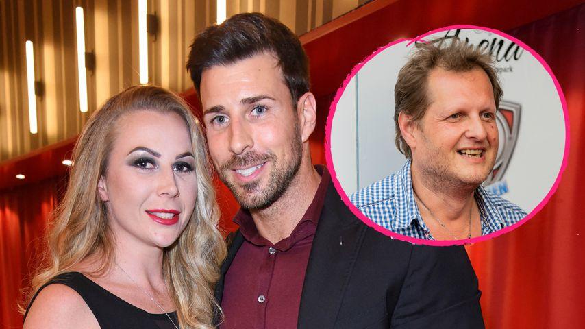 Jens Büchners bunte Beerdigung: Leonard & Caona finden's gut