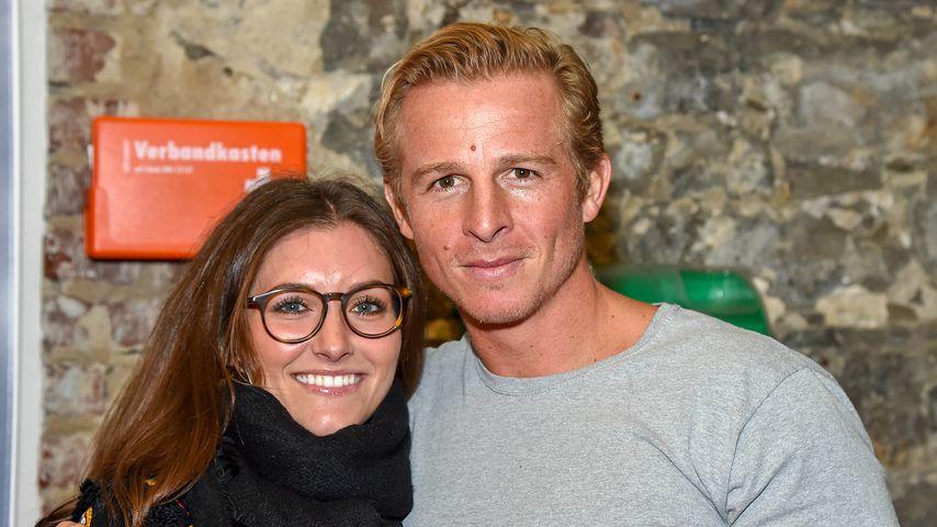 Cara-Sophie und Daniel Roesner im Januar 2019 in Gummersbach