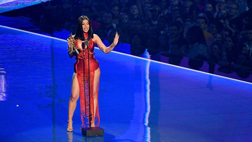 Cardi B bei den MTV Video Music Awards 2019