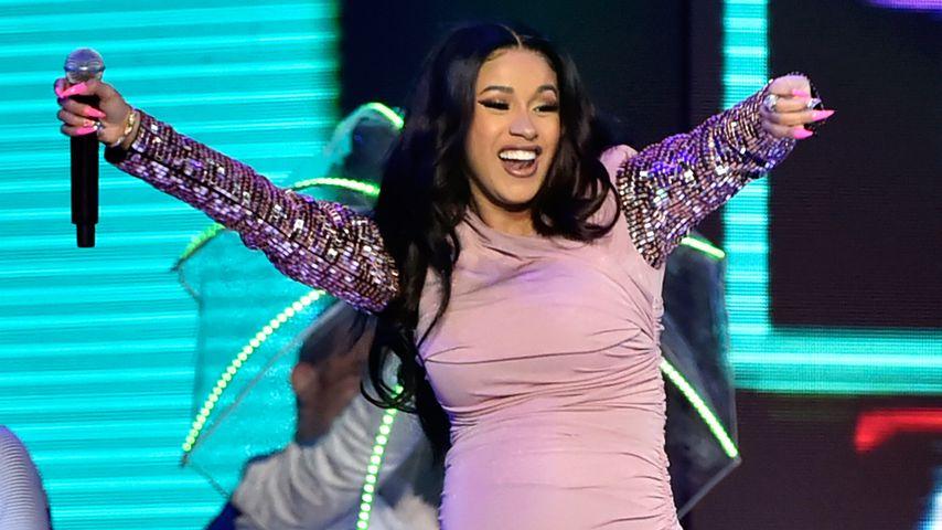 Cardi B bei den Billboard Latin Music Awards 2018