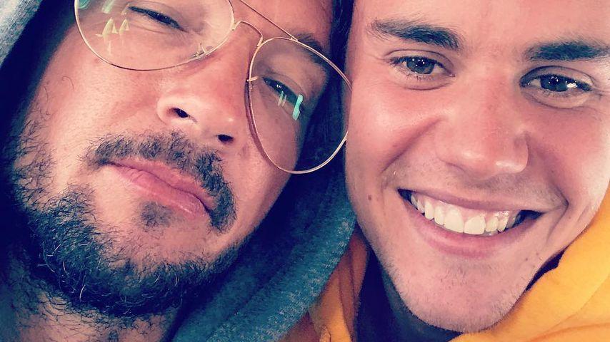Carl Lentz und Justin Bieber