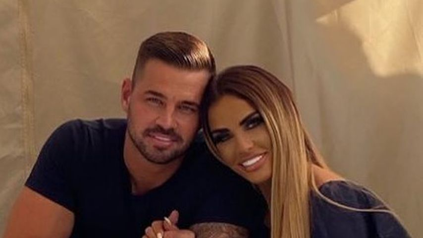 Carl Woods und Katie Price, September 2020