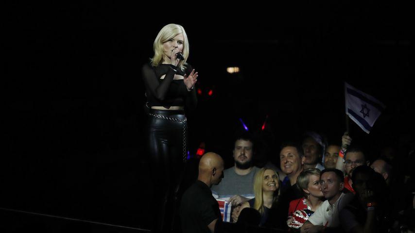 Carlotta Truman von den S!sters beim Eurovision Song Contest 2019