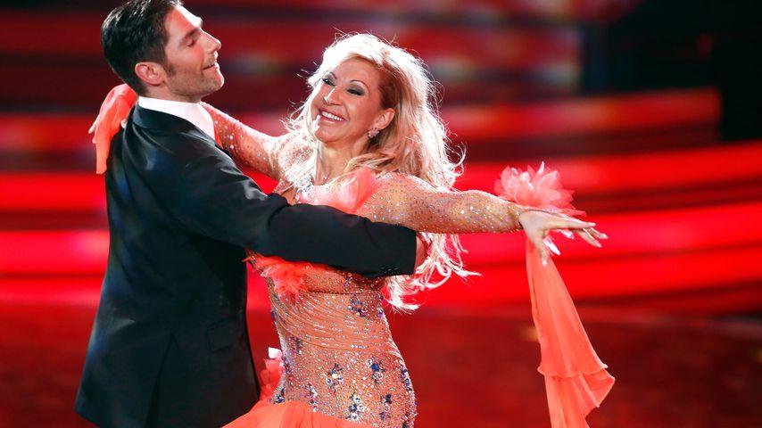 "Carmen Geiss und Christian Polanc bei ""Let's Dance"""