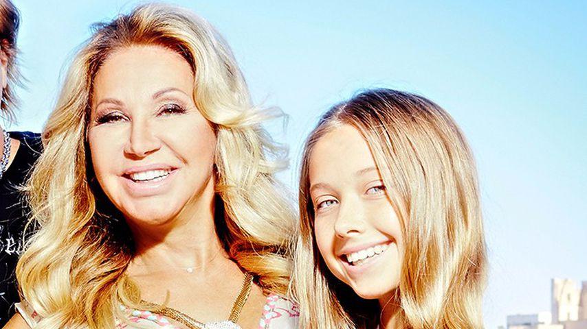 Wegen Shanias Modelkarriere: Tränen bei Carmen Geiss!