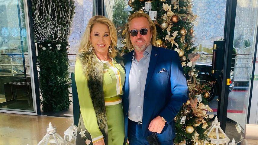 Carmen und Robert Geiss im November 2020