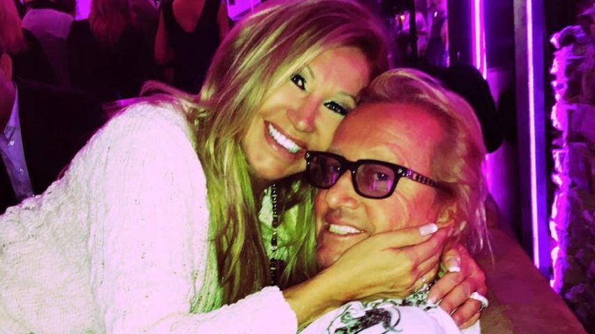 Süße Liebesbotschaft: Carmen Geiss gratuliert ihrem Rooobert