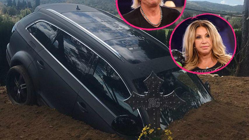 Böse Geisslein: Darum beerdigen Carmen und Robert ihr Auto!