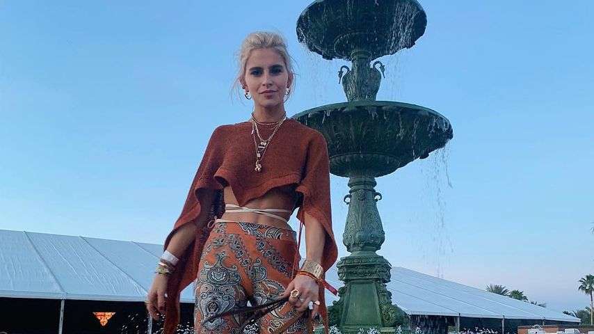 Caro Daur beim Coachella-Festival 2019