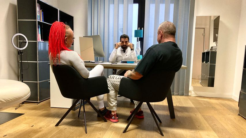 Caro und Andreas Robens bei Dr. Murat Dağdelen in Düsseldorf