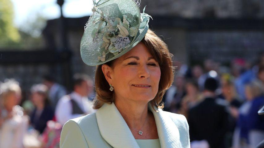 Carole Middleton bei der Hochzeit von Prinz Harry und Meghan Markle