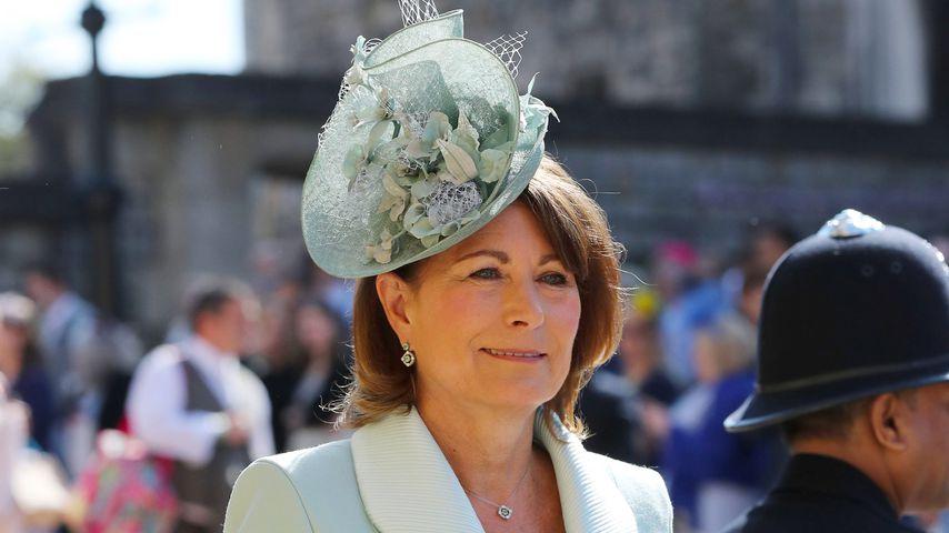 Carole Middleton, Mutter von Herzogin Kate