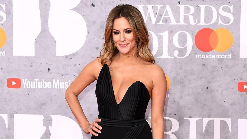 Caroline Flack bei den Brit Awards 2019
