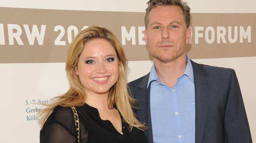 """Ja!"" AWZ-Caroline Frier hat Dirk Borchardt geheiratet"