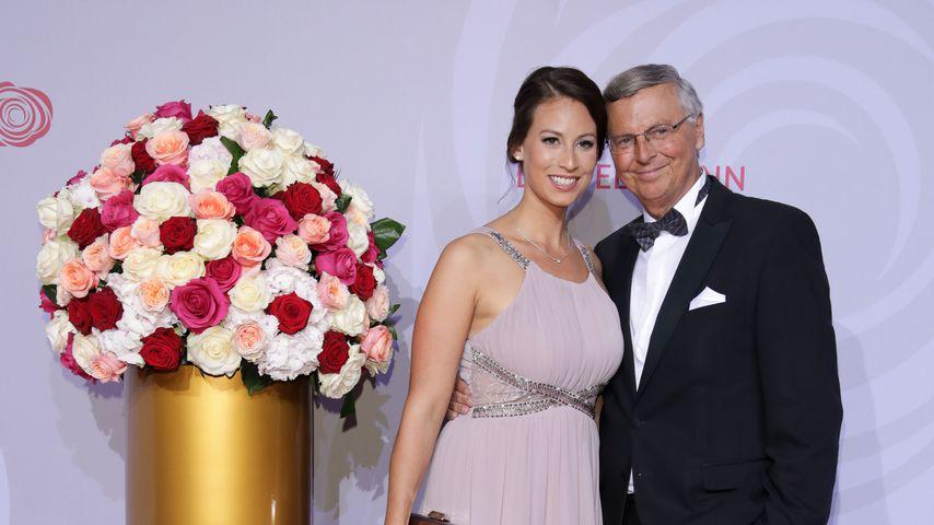 Caroline und Wolfgang Bosbach im Mai 2018