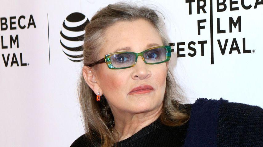 Nach Carrie Fishers Herzinfarkt: Harrison Ford geschockt!