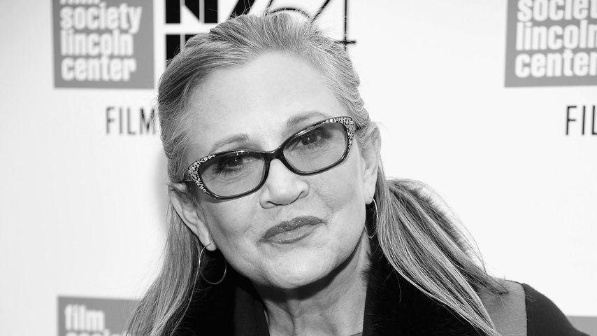 """Mit 60 Jahren: """"Star Wars""""-Star Carrie Fisher ist gestorben"""
