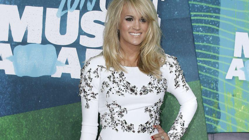 After-Baby-Geheimnis: Carrie Underwood wieder schlank!