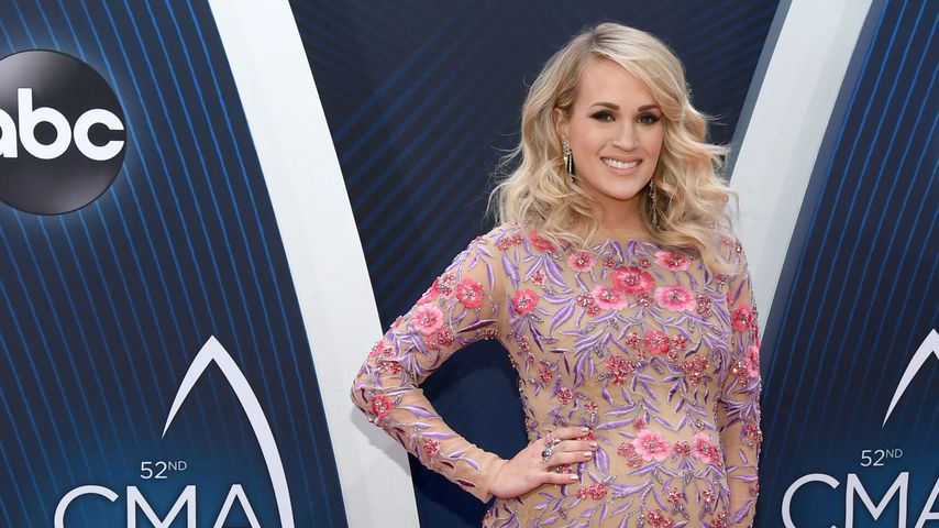 Carrie Underwood bei den Country Music Awards 2018