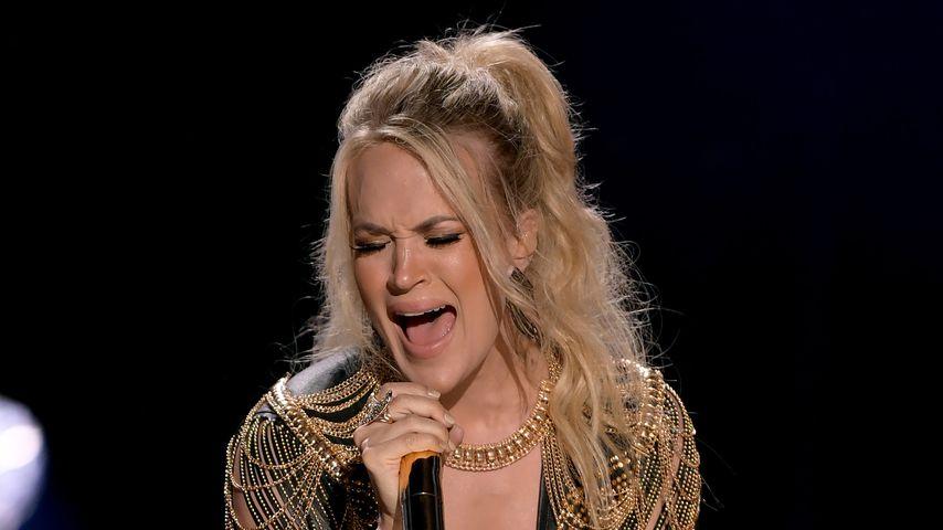 Carrie Underwood auf dem CMA Music Festival 2019