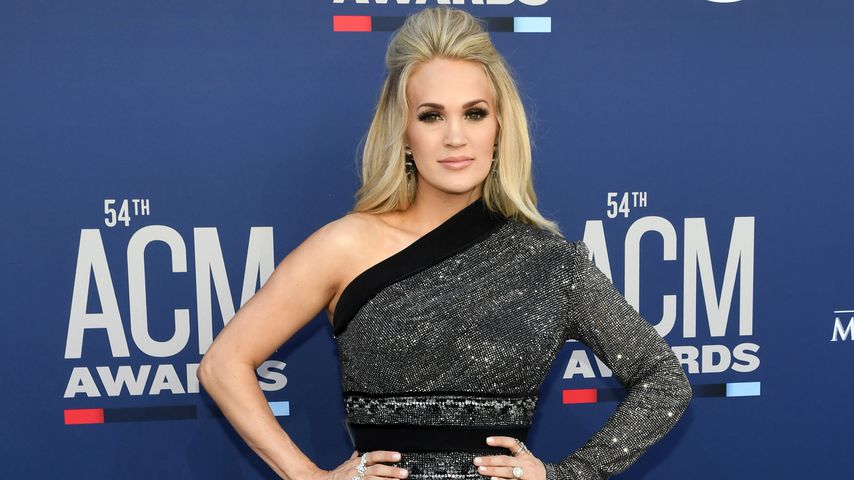 Carrie Underwood bei den Academy of Country Music Awards 2019