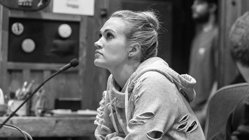 Nach Horror-Unfall: Carrie Underwood meldet sich zurück!