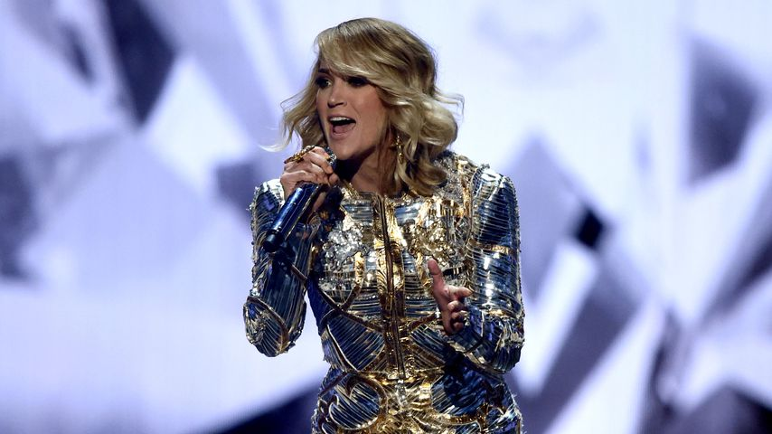 Carrie Underwood bei den Country Music Awards