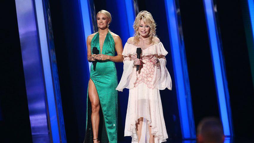 Carrie Underwood und Dolly Parton