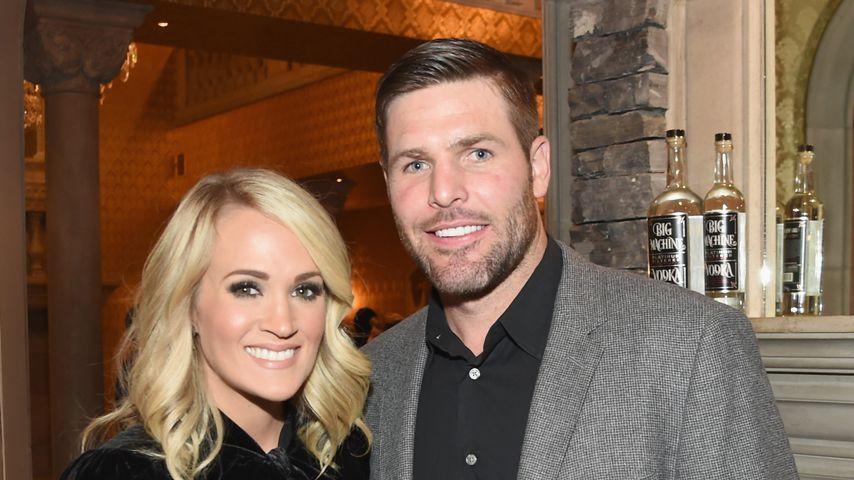 Carrie Underwood und Mike Fisher bei einer Benefizveranstaltung 2017