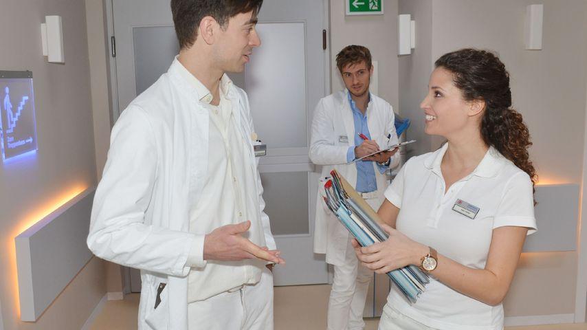Nadine Menz, Jörn Schlönvoigt und Carsten Clemens