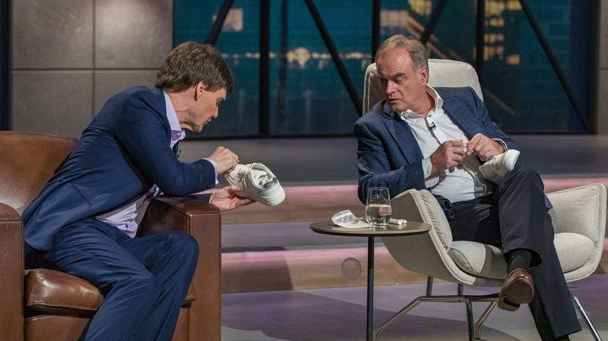 """Carsten Maschmeyer und Georg Kofler bei """"Die Höhle der Löwen"""""""