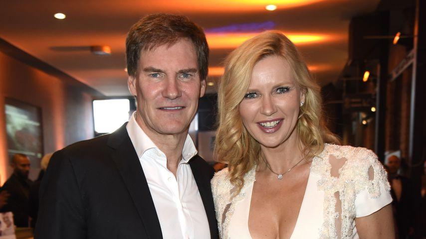 Carsten Maschmeyer und Veronica Ferres auf einer Charity-Gala der Toni Kroos Stiftung