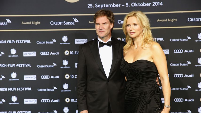 Carsten Maschmeyer und Veronica Ferres im Oktober 2014 in Zürich