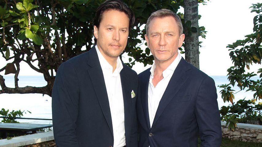 Cary Joji Fukunaga und Daniel Craig