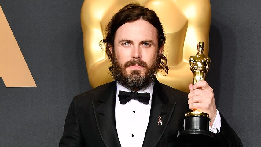Casey Affleck bei den Oscars 2017