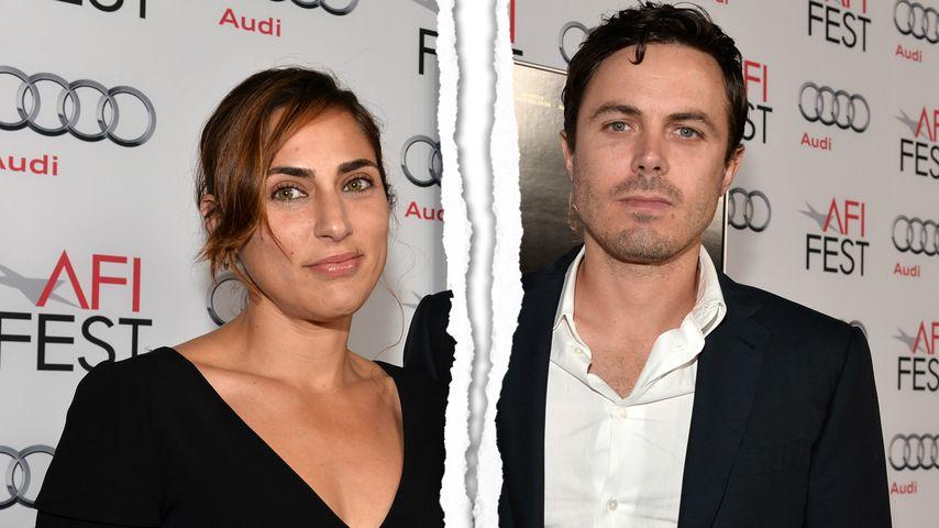 Oscar-Fluch? Casey Afflecks Frau Summer will die Scheidung!