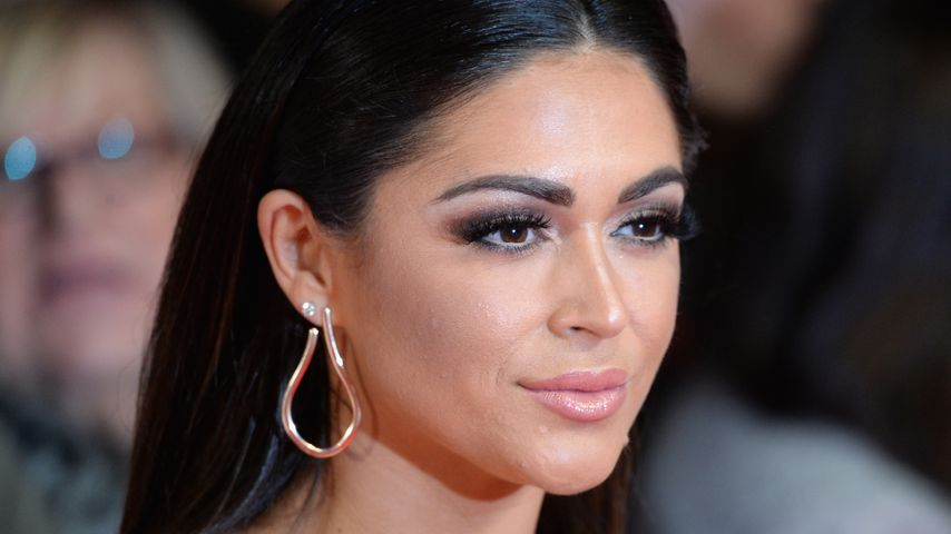 Casey Batchelor bei den National Television Awards in London