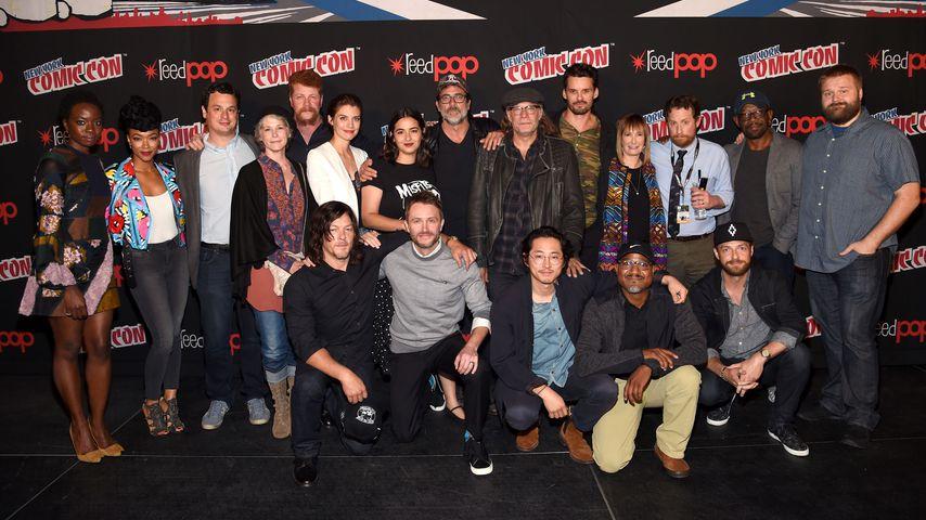 """Cast und Crew von """"The Walking Dead"""""""